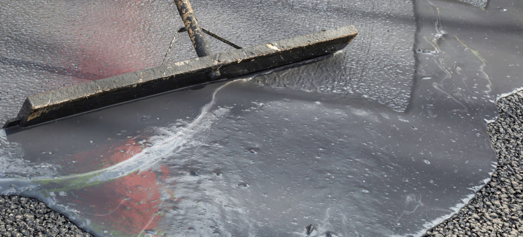UK's First Carbon Neutral Surfacing Scheme
