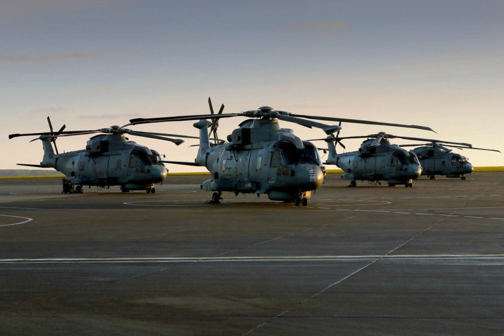 RNAS Culdrose new contract