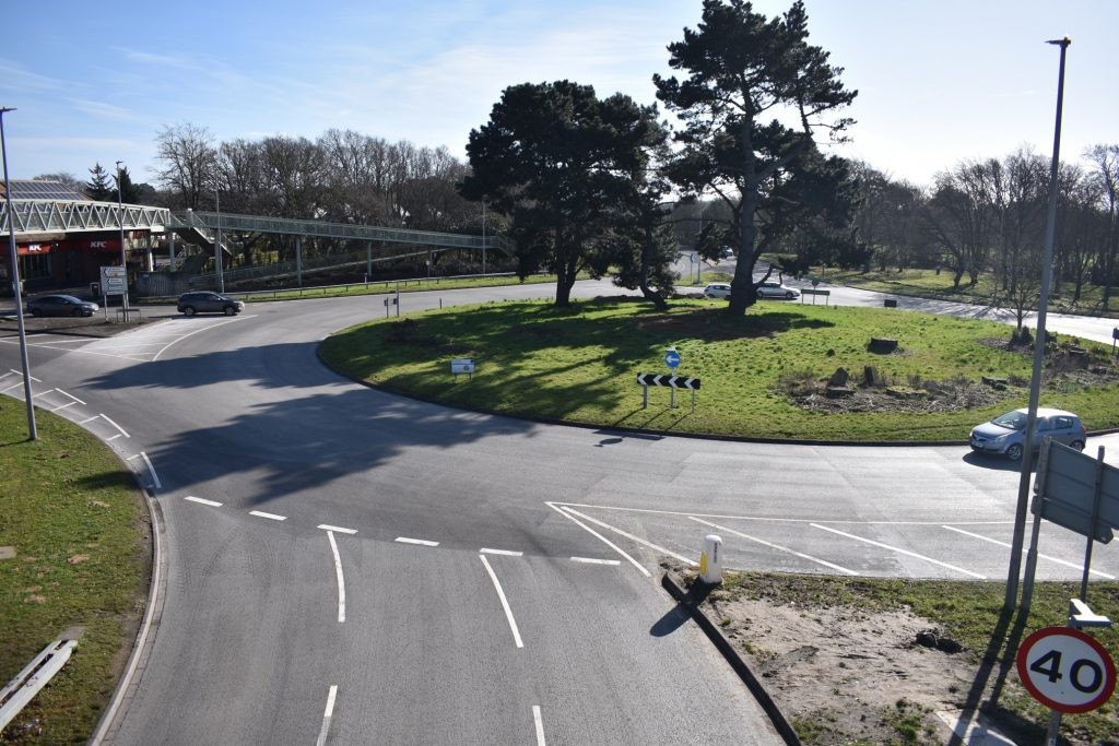 Somerford Roundabout